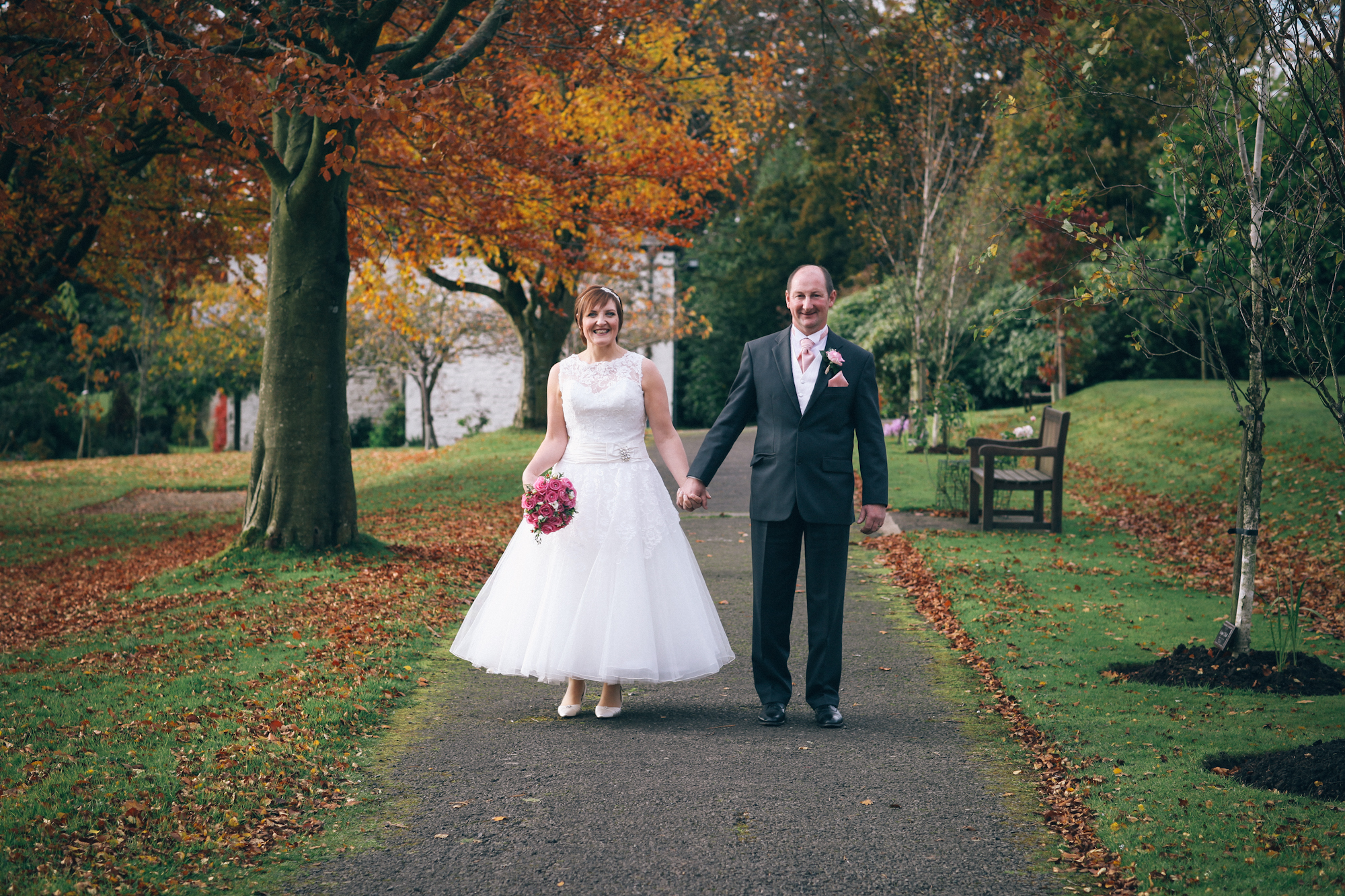Gilsland spa wedding