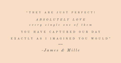 Yorkshire Wedding Photographer Review James