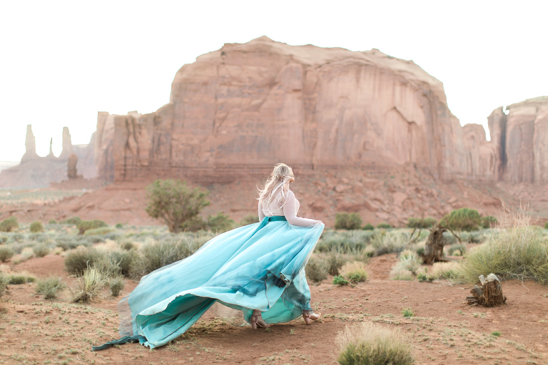 monument valley wedding photographer