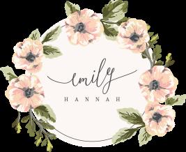 Emily Hannah Photography – North East wedding photographer, newcastle wedding photographer, north yorkshire wedding photographer logo